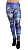 The Goddess Cartoon Leggings Design 241