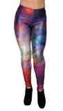 Supernova Galaxy Leggings Design 189