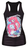 Zombie Little Mermaid Tank Top Design 13078