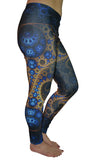 Fractal Leggings Design 527