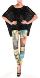 Egyptian Queen Nefertari Leggings Design 474