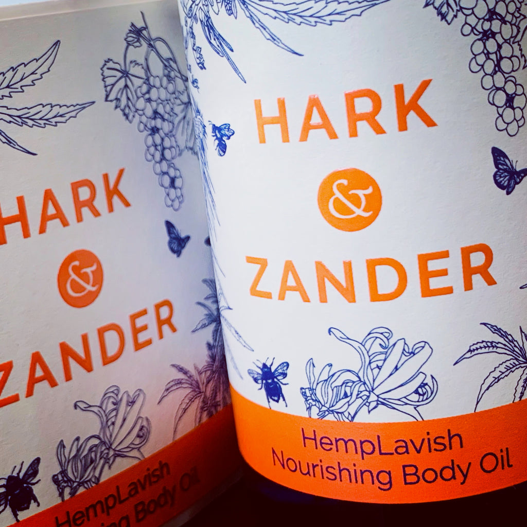 Hark & Zander! What's in a name? And how we got ours...