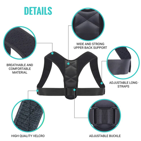best thoracic back brace