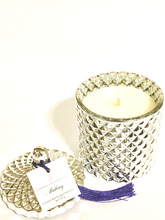 Load image into Gallery viewer, [golddiamondjar_candle] - [leshay_candles]