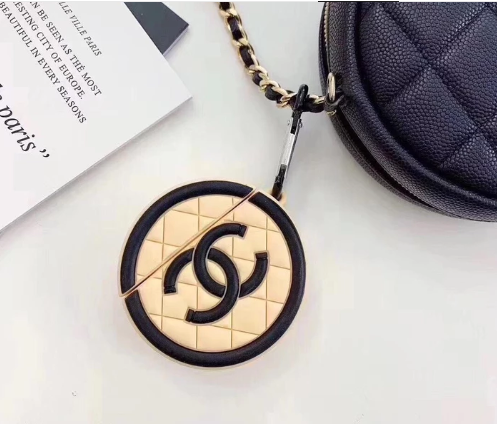 Chanel Silicone OSO Cases