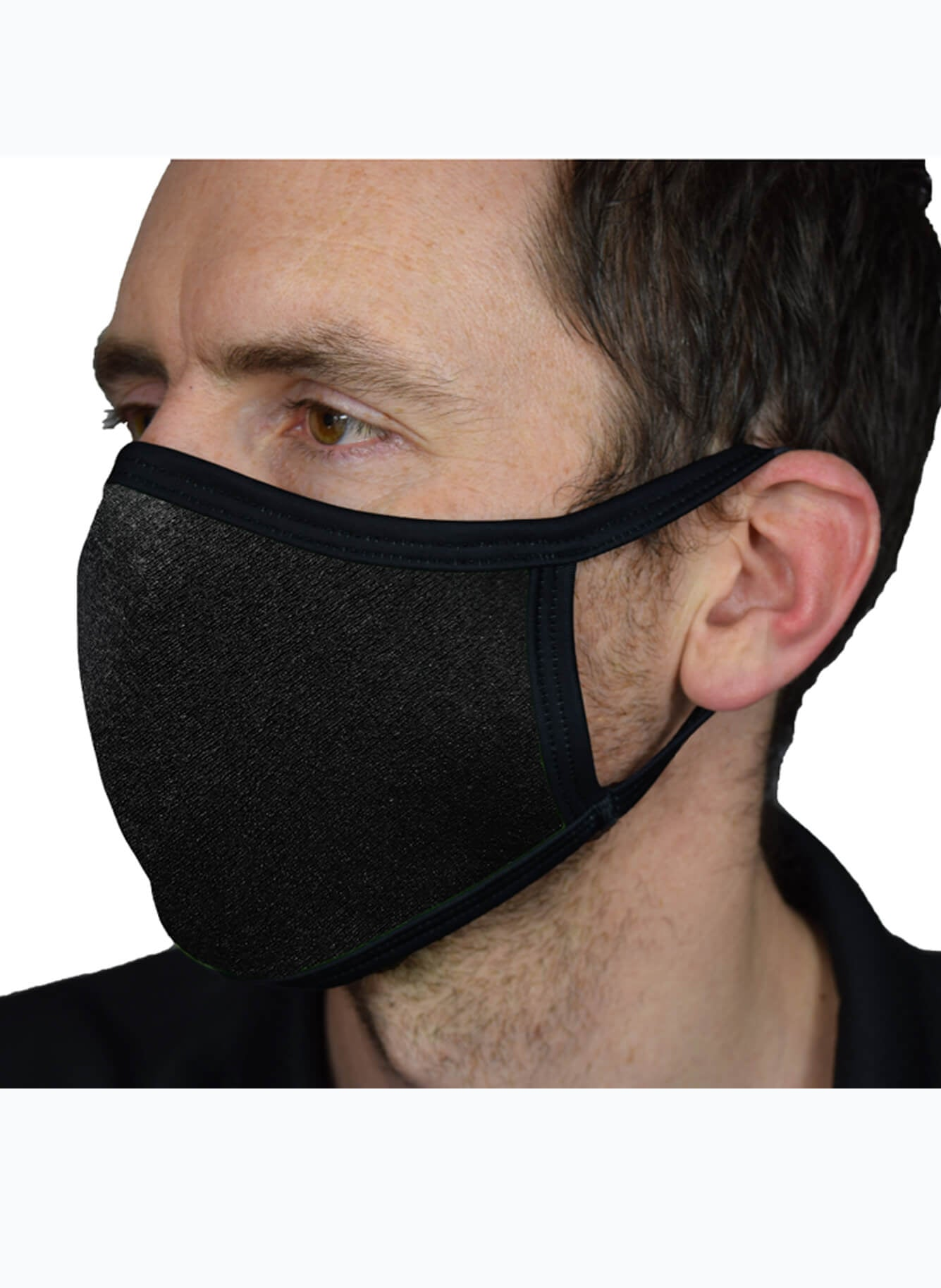 Consumer tech face mask