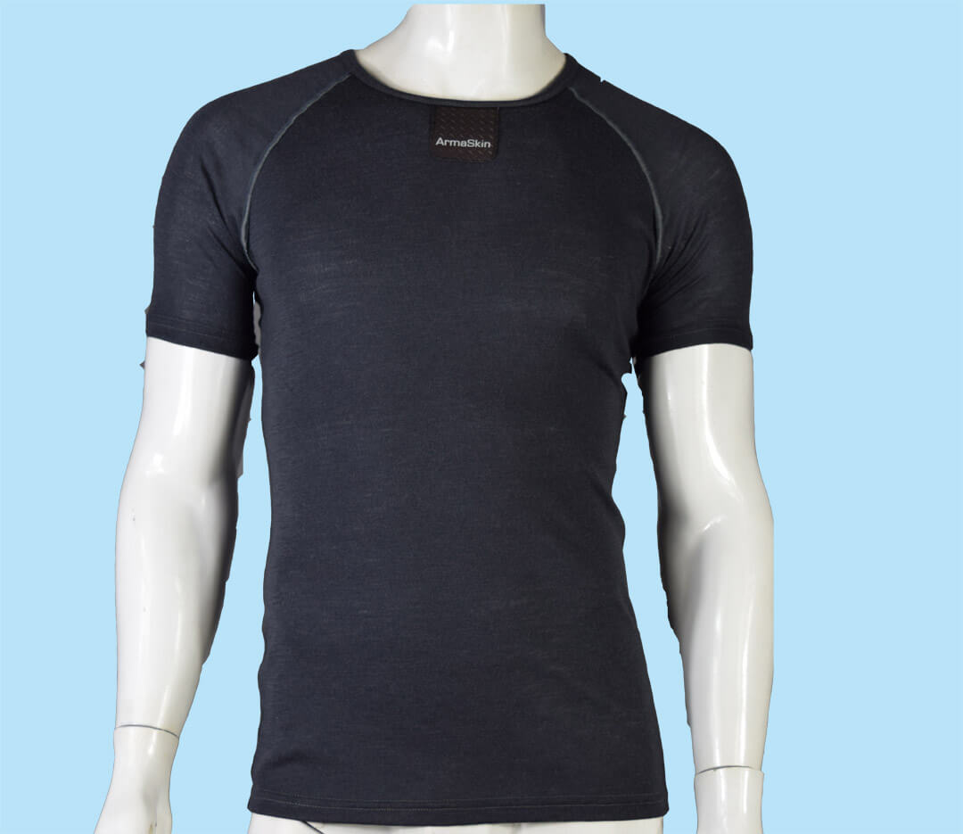 Always dry base layer tee shirt