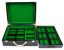 Load image into Gallery viewer, 500 Piece Glossy Wooden Case - Gutshot Poker Supply