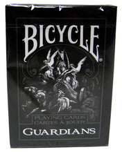 Load image into Gallery viewer, Bicycle Guardians Playing Cards - Gutshot Poker Supply