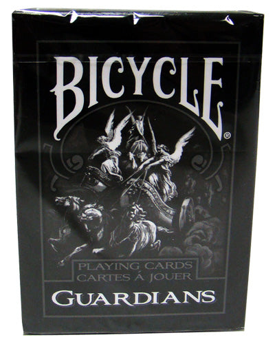 Bicycle Guardians Playing Cards - Gutshot Poker Supply