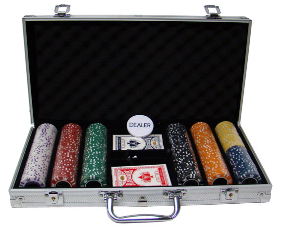 Coin Inlay - 300 Piece Set - Gutshot Poker Supply