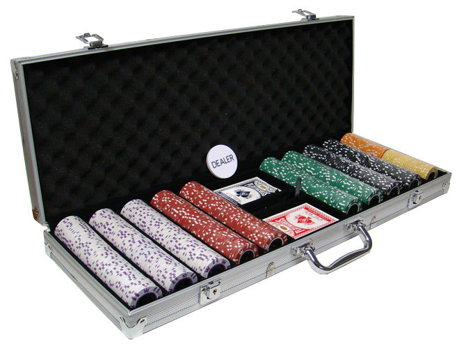 Coin Inlay - 500 Piece Set - Gutshot Poker Supply
