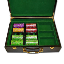 Load image into Gallery viewer, Desert Heat 500 Piece Set (Glossy Case) - Gutshot Poker Supply