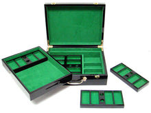 Load image into Gallery viewer, Tournament Series - 500 Piece Set (Glossy Case) - Gutshot Poker Supply