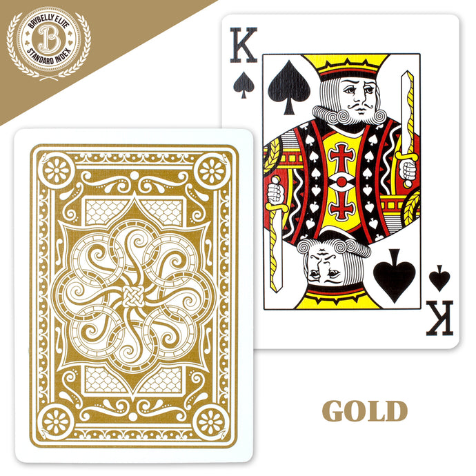 Brybelly Elite (Gold) - Gutshot Poker Supply