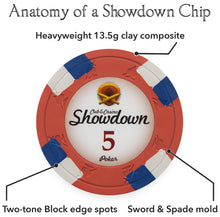 Load image into Gallery viewer, Showdown - 500 Piece Set - Gutshot Poker Supply