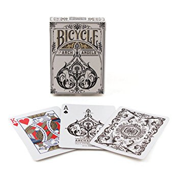 Bicycle ArchAngels Playing Cards - Gutshot Poker Supply