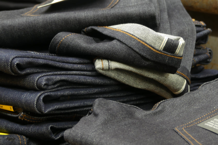 What the heck is raw or selvedge denim?