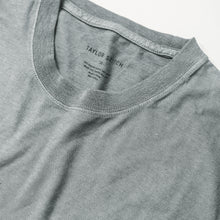 Load image into Gallery viewer, Cotton Hemp Tee in Bay Mist