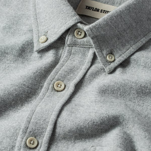The Jack in Brushed Heather Grey