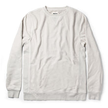 Load image into Gallery viewer, The Crewneck in Aluminum Terry
