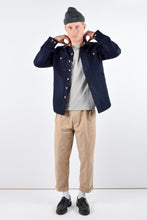 Load image into Gallery viewer, Crissman Overshirt Navy