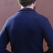 Load image into Gallery viewer, Crawford Sweater in Navy