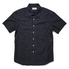 Load image into Gallery viewer, Short Sleeve Hawthorne in Indigo Moon Phase