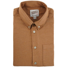 Load image into Gallery viewer, Soft Twill Easy Shirt in Dijon