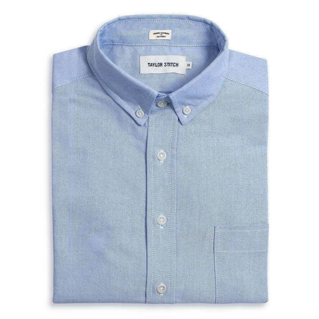 The Jack in Blue Oxford