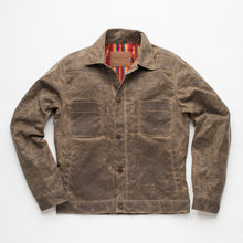 Load image into Gallery viewer, Waxed Riders Jacket in Oak