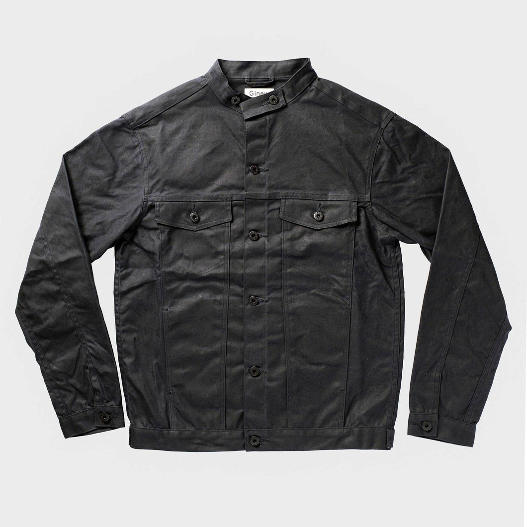 Wax Canvas Rider Jacket