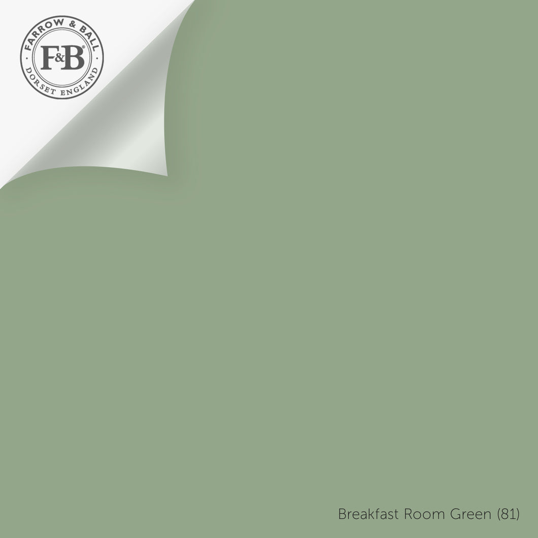 Breakfast Room Green (No. 81) 12