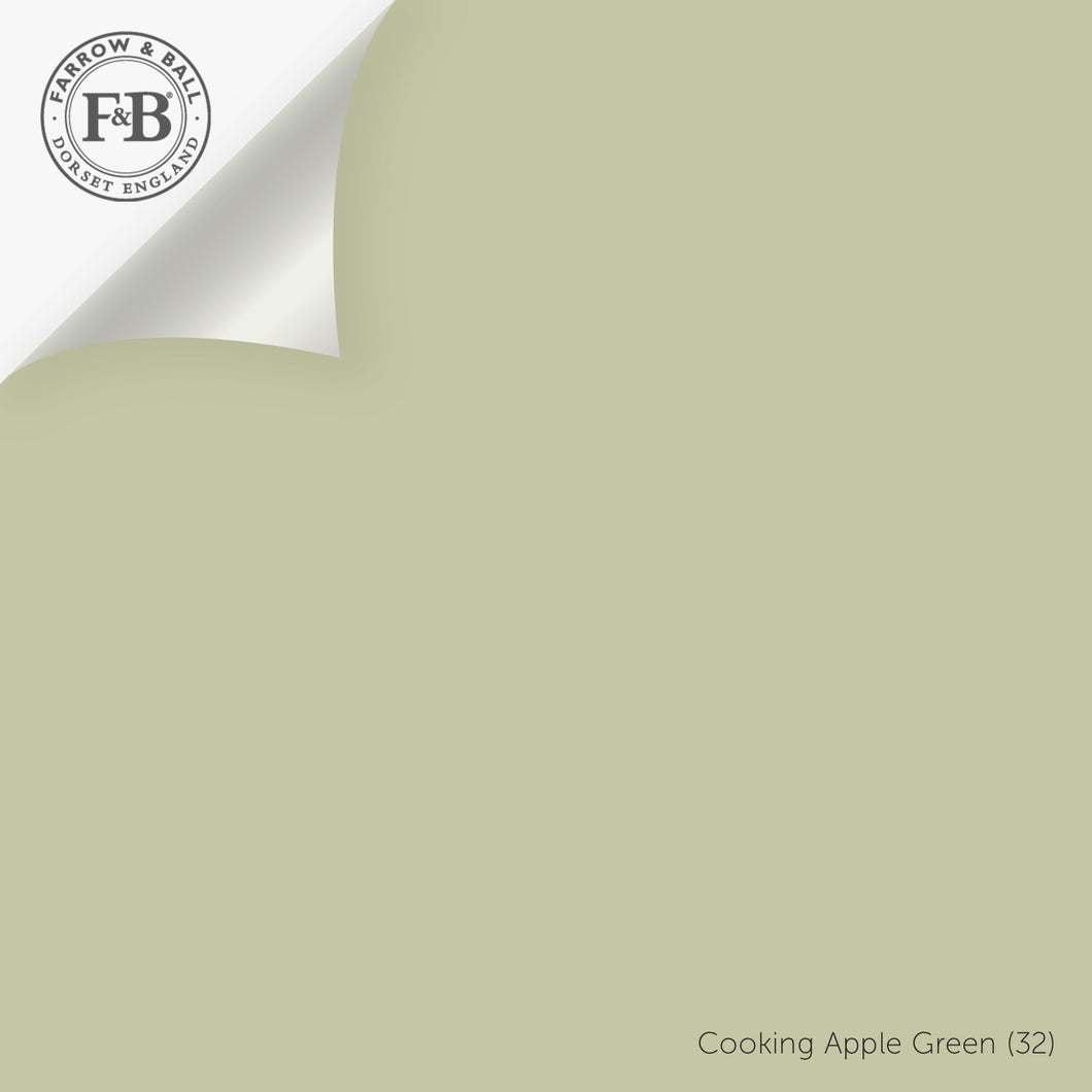 Cooking Apple Green (No. 32) 12