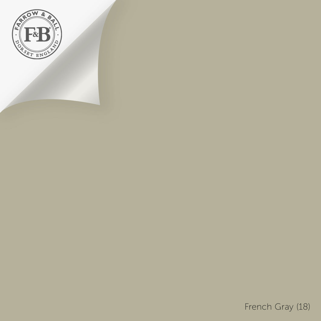 French Gray (No. 18) 12