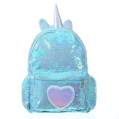 Unicorn Backpack Sequin