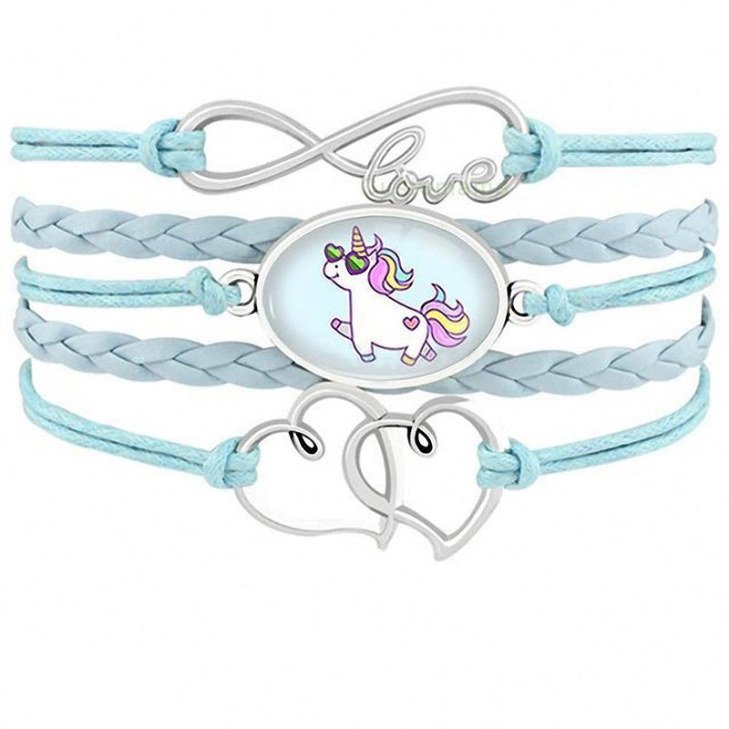 Magic unicorn bracelet