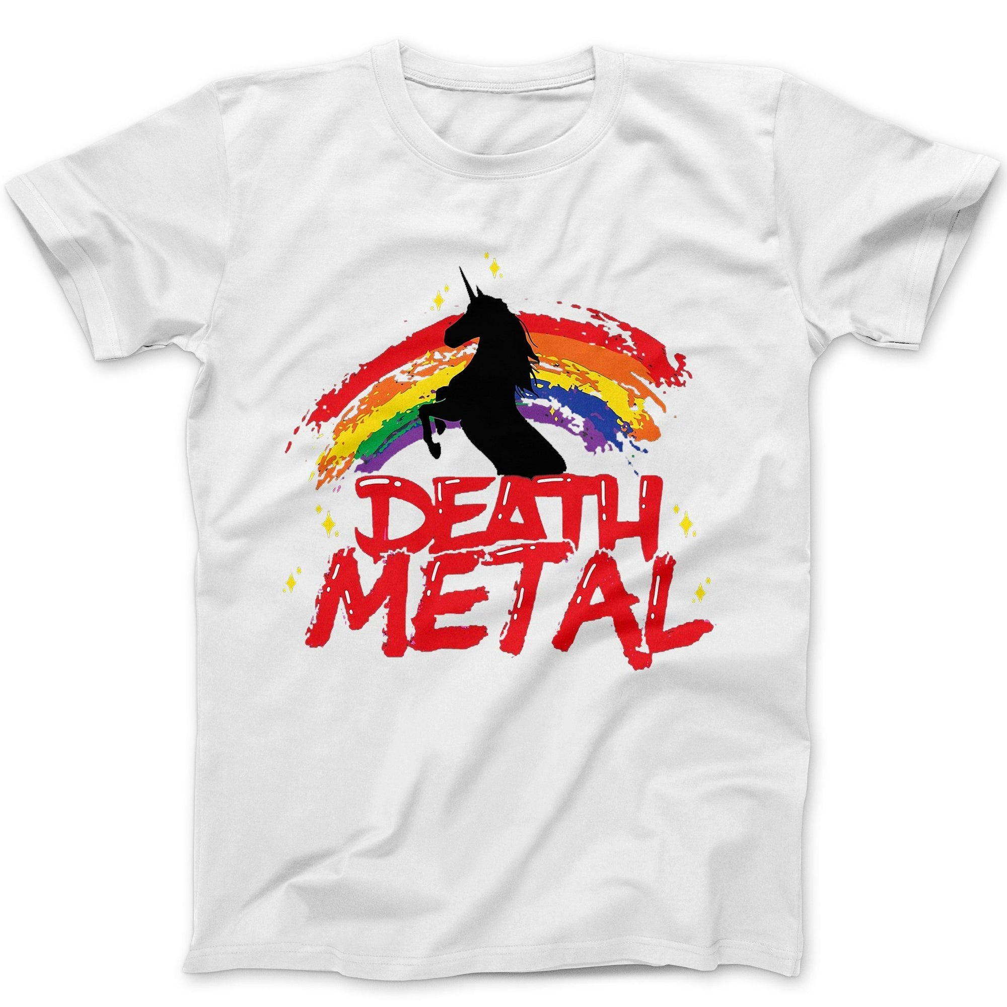 Death Metal Unicorn T-Shirt