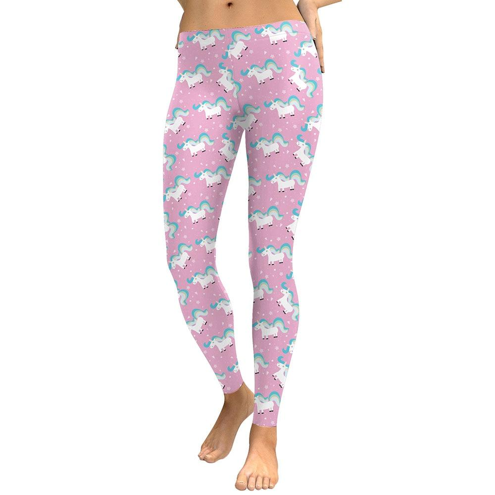 Women Unicorn Leggings