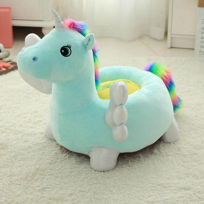 Unicorn Stuffed Animal<br> Extra Large Sofa