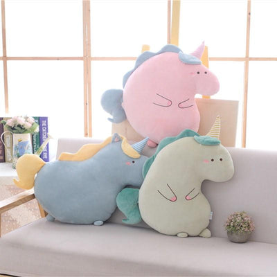 Unicorn Stuffed Animal<br> Soft Pillow