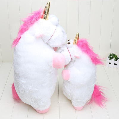 Unicorn Stuffed Animal<br> Big Eyed