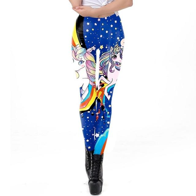 Sparkle Unicorn Leggings
