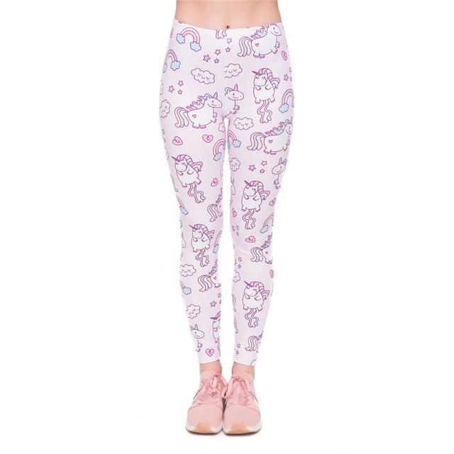 Yoga Unicorn Leggings