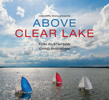 Load image into Gallery viewer, Drone Photographs Above Clear Lake