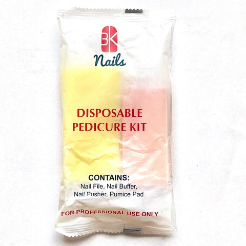 Disposable Pedicure Kit