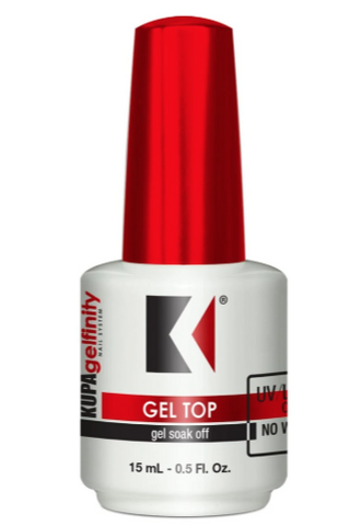 Gelfinity Top Coat Gloss Finish - Skyline PA