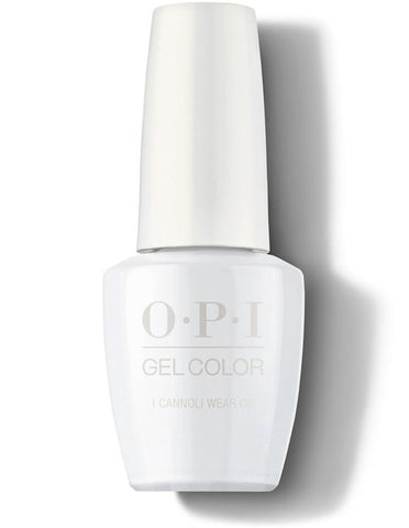 I Cannoli Wear OPI - Skyline PA