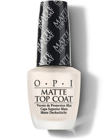 OPI Matte Top Coat - Skyline PA