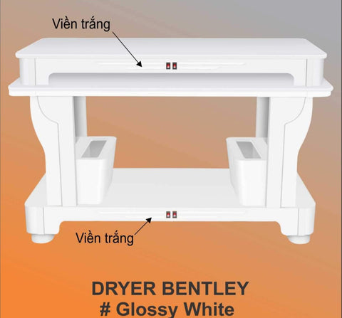 Dryer Bentley (Glossy White) - Skyline PA